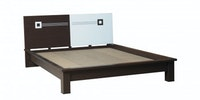 Graver Platinum Ranjang Double Bed (Queen Size)