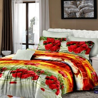 Pesona Set Sprei Motif Lovely Gift (Disperse) Uk 180 T20