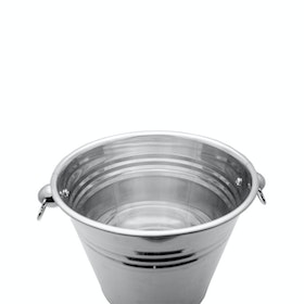 HAN Ember Ice/Es/Champagne Bucket Stainless Tebal 25cm Silver