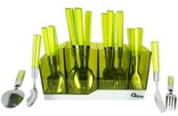 Oxone 24 pcs Cutlery Set Stainless Steel OX9200