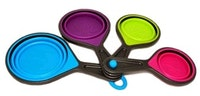 Oxone 4pcs Folding Silicone Measuring Cups OX 914