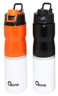 Oxone OX-055 Sport Bottle with Stainless Body