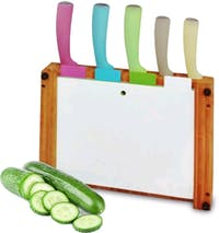 Oxone OX-616 Fancy Knife & Tray Board Set