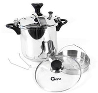 Oxone Power Presto Pressure Cooker 12 Liter OX-1022