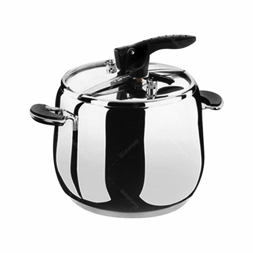 Oxone Presto Pressure Cooker 8 Lt Stainless OX-1080