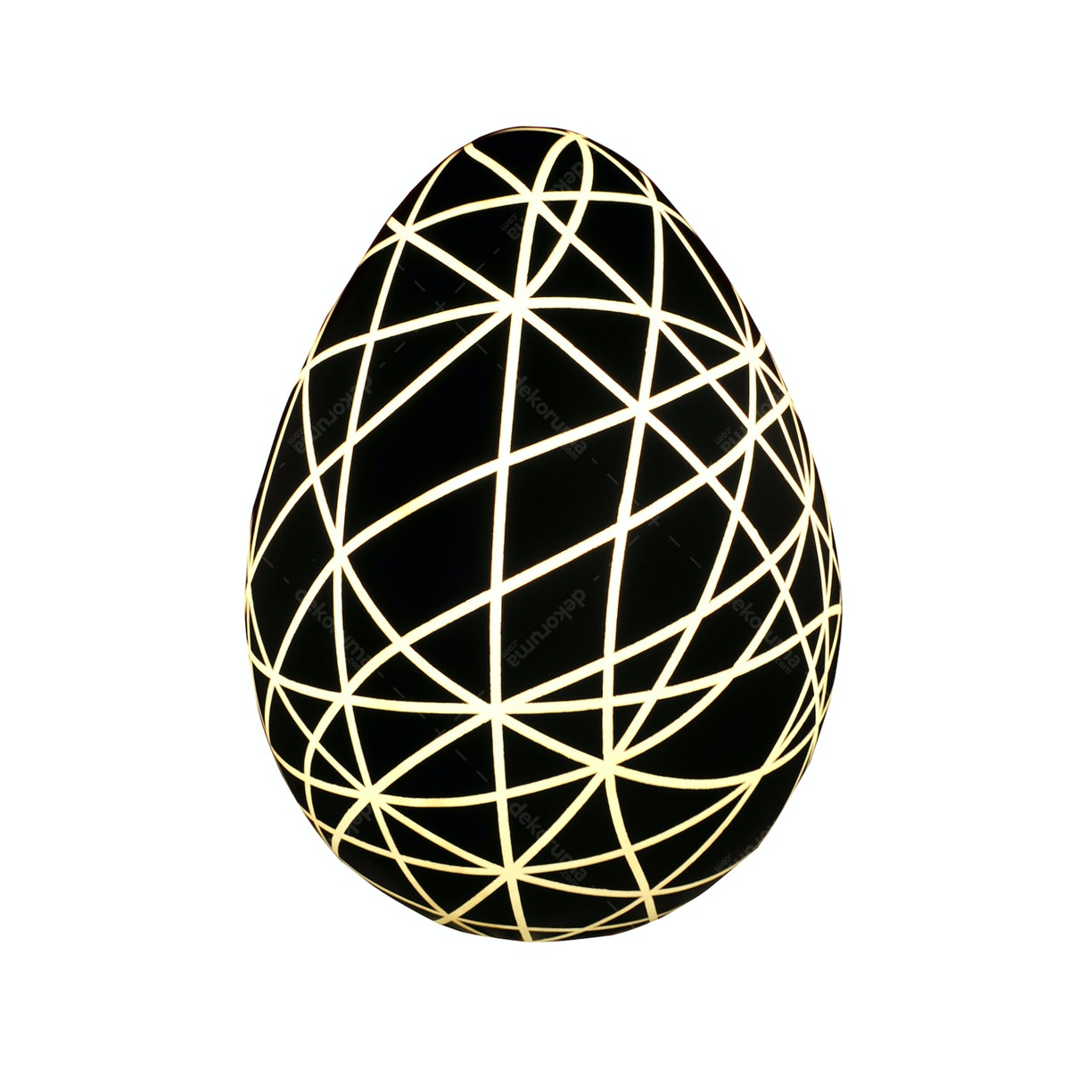Hermosa Egg Floor Lamp