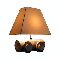Hermosa Table Lamp/Lampu Meja Flinstoon