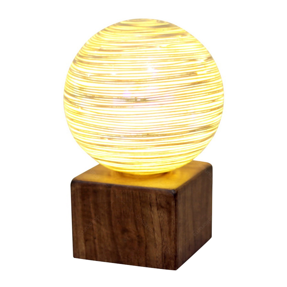 Hermosa Table Lamp/Lampu Meja Indi Small