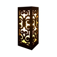 Hermosa Table Lamp/Lampu Meja Italian Brown