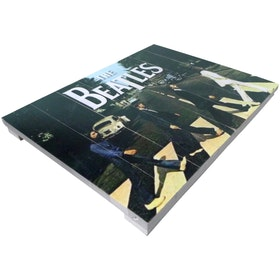 Hermosa Papan Quote 40x30 The Beatles
