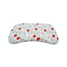 Hermosa Bantal Latex/Bantal Bayi Medium_Strawberry Hello Kitty
