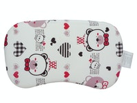Hermosa Bantal Latex/Bantal Bayi Small_Bear Face