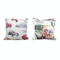 Hermosa Bantal Sofa/Bantal Dekorasi 45x45 Buy 2 Get 1 Free