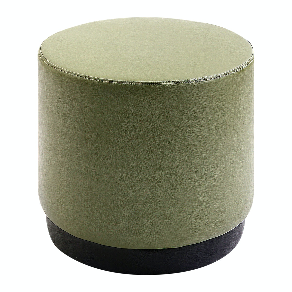 Hago Furniture Ottoman Stool Kualitas Premium Green Tea