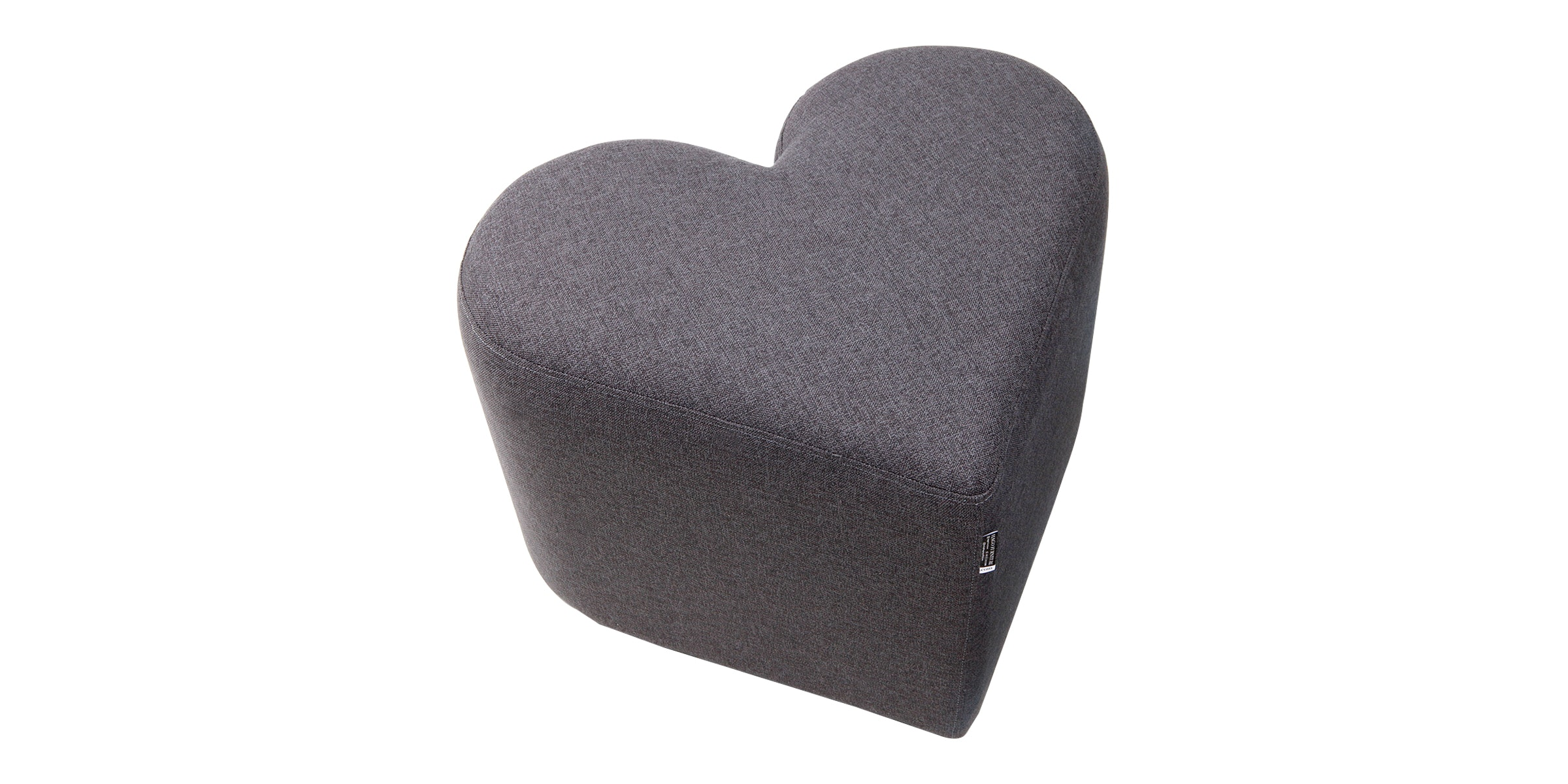 Hago Furniture Heart Unique Ottoman Abu