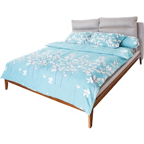 HIAS House Floral Light Blue Extra King P046045 200x200cm