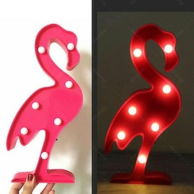 Hello Heyho Flamingo Led