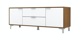 Case Furniture Cabinet Set PCI006-07-00 Rosewood - white