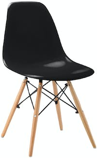 Highpoint Delano - Lily Commercial Chair - Ebony