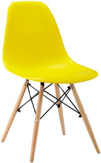 Highpoint Delano - Lily Commercial Chair - Sunshine