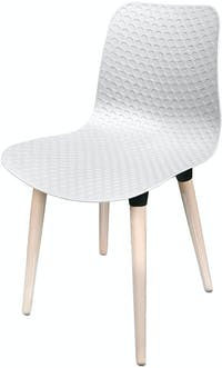 Highpoint Delano - Rose Commercial Chair - Cotton