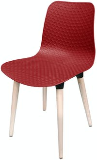 Highpoint Delano - Rose Commercial Chair - Lava