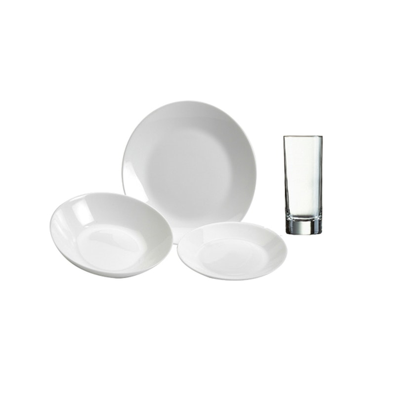 Luminarc Dinner Set Essence 16 pcs/Set
