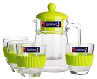 Luminarc Tea Set Kone Anis 5 pcs / Set