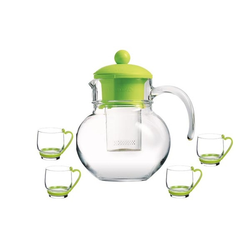 Luminarc Tea Set Ballon Anis 5 pcs / Set