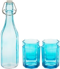 Formia Drinking Set Water 5 pcs (Blue)