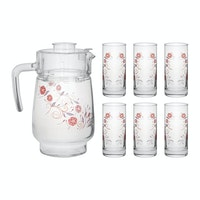 Luminarc Beverage Set 7 pcs Tivoli Juliet Amsterdam