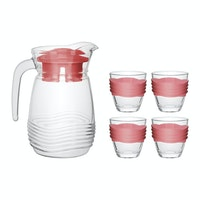 Luminarc Boisson Coastline Candy Pink - 5 pcs