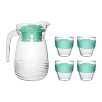 Luminarc Boisson Coastline Mint Green - 5 pcs