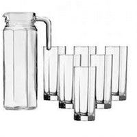 Luminarc Beverage Set Octime - 7 pcs