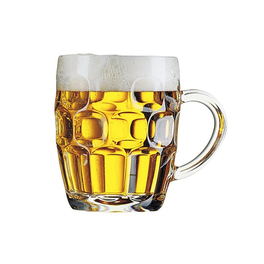 Luminarc Britannia Mug 295ml - 6 pcs