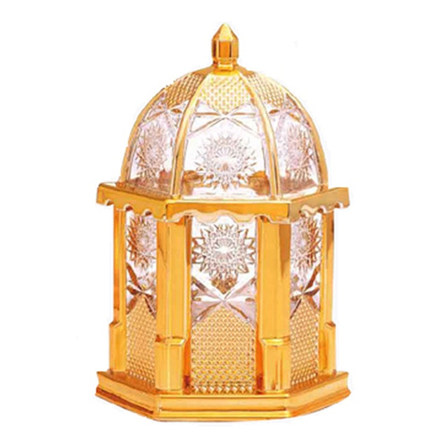 Formia Candy Box Gold Mosque Fr822Gd21 - 1 Pcs