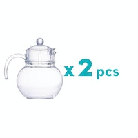 Luminarc Ballon Coffee Pot 1300ml - 2 pcs