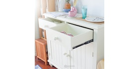 Homylooks AX Wide Chest Series 1 (2 drawer 2 door)