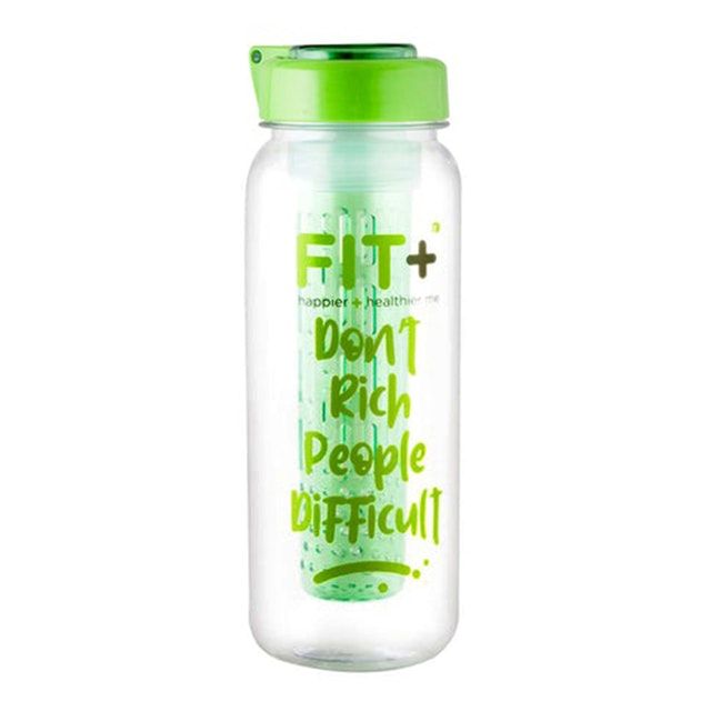 Fit + For Fun Infused Bottle