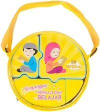 Anasha Rayyan Puzzle Lunch Set
