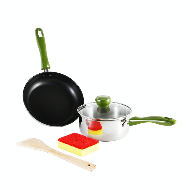 Maxim Frypan Olive set of 5
