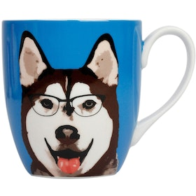 ZEN Mug Puppy - Biru 450ml