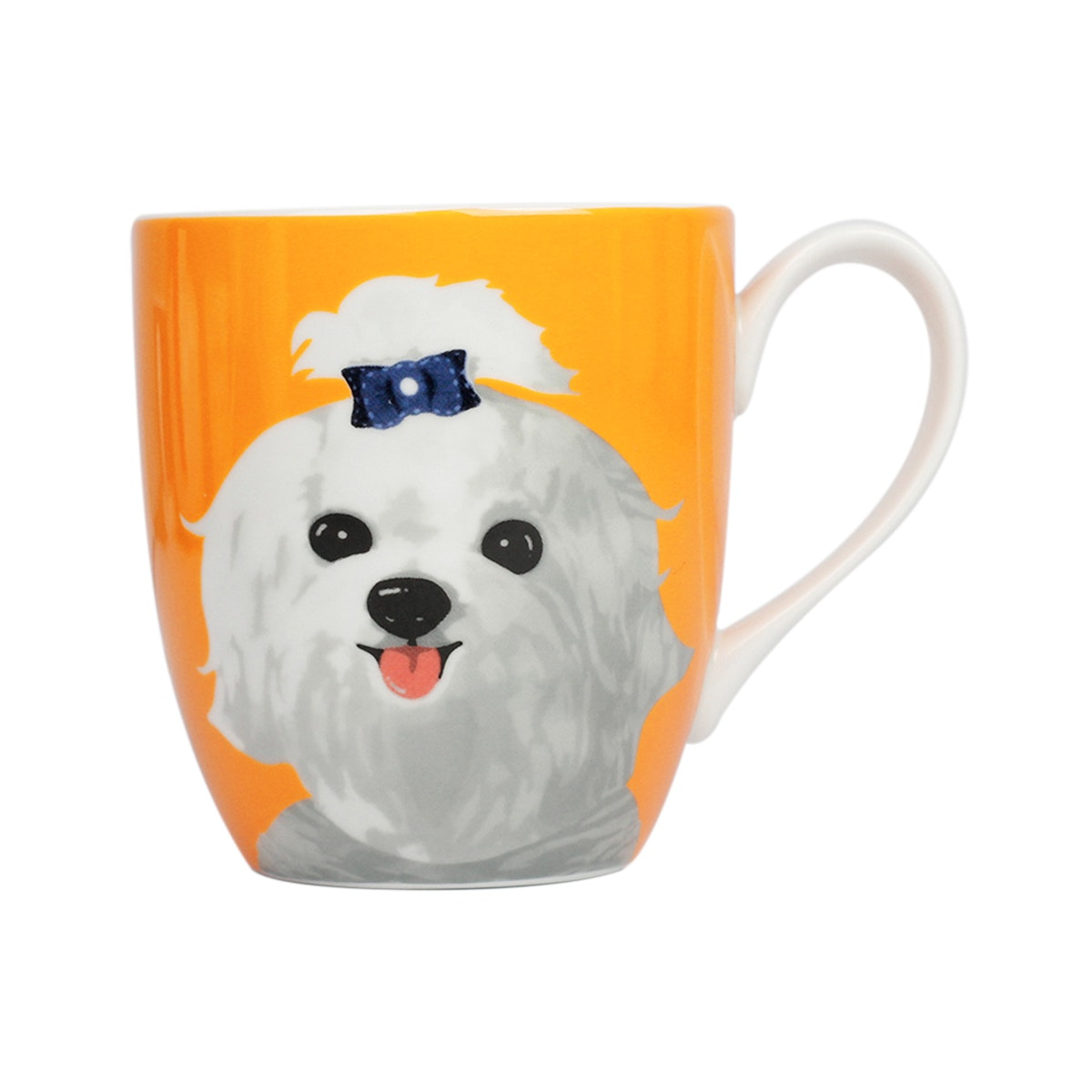 ZEN Mug Puppy - Kuning 450ml