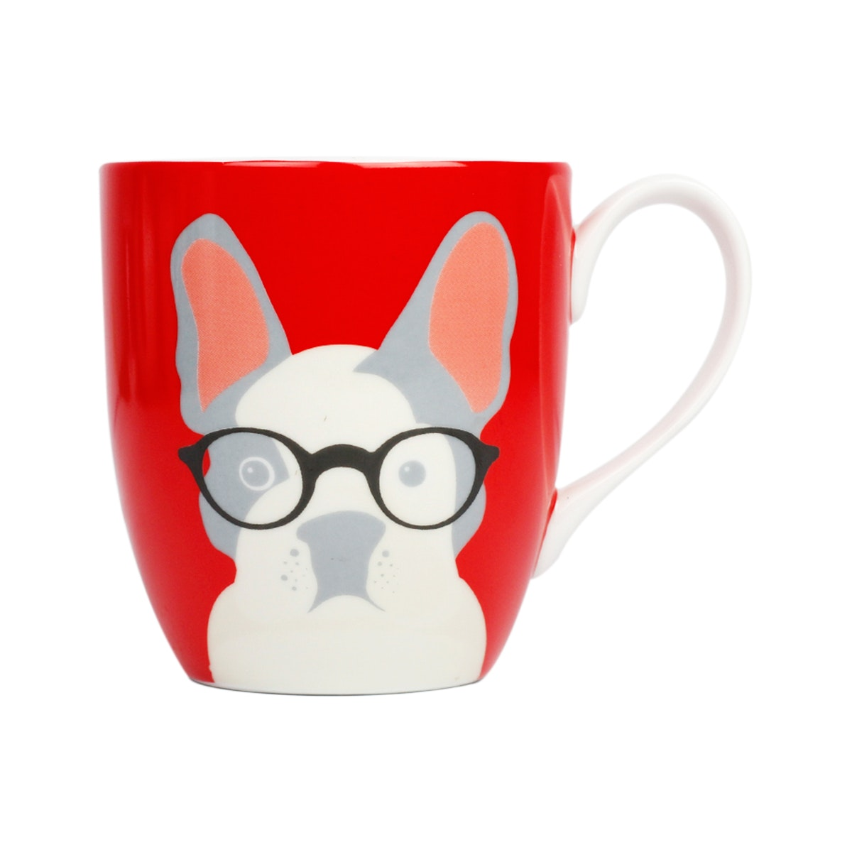 ZEN Mug Puppy - Merah 450ml