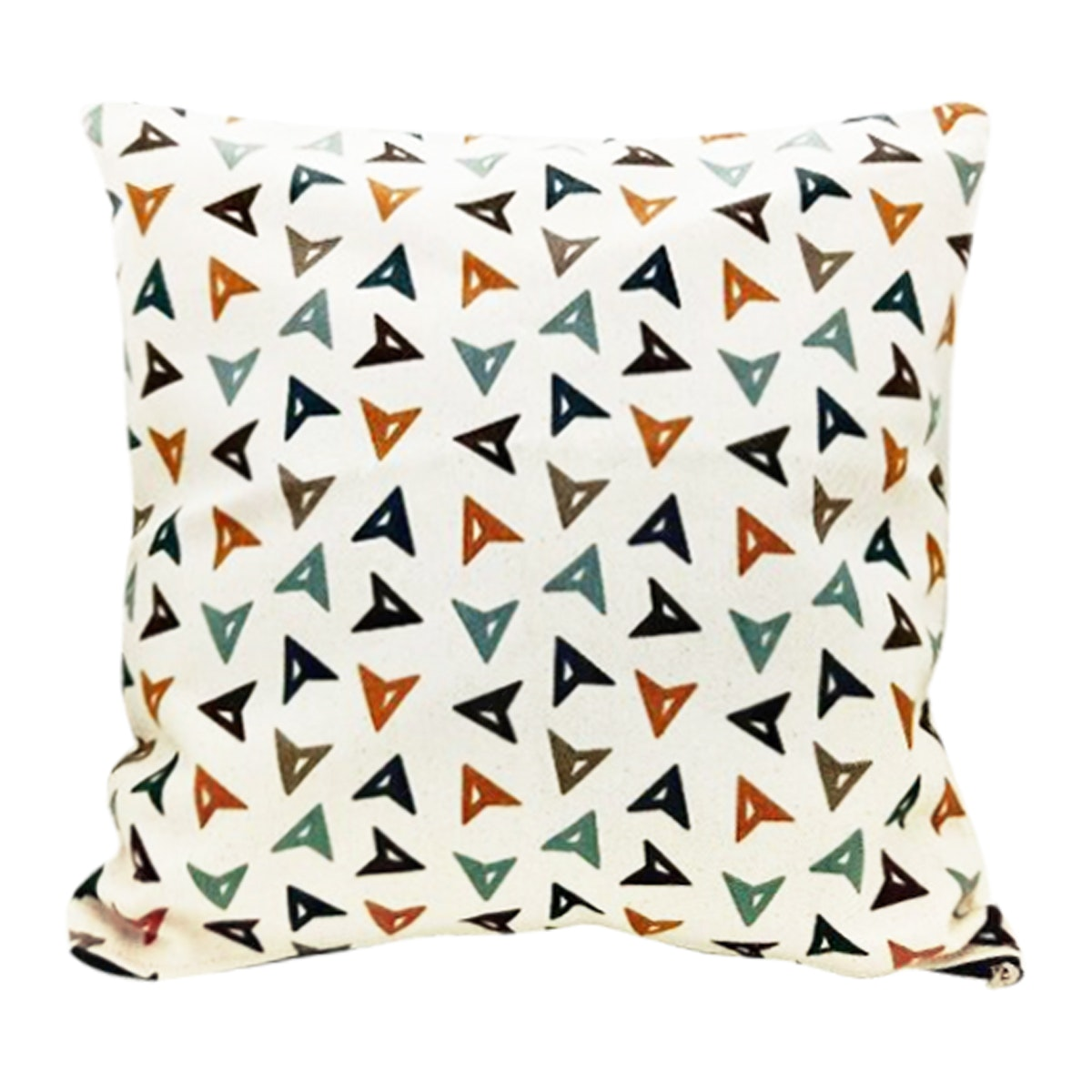 Maiika Boomerang Full Color Cover Cushion 45x45cm