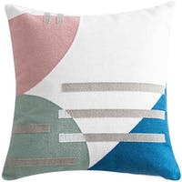 Maiika Flamo 5- Warna-warni- Cover Pillow 45x45 CM
