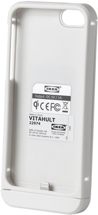 IKEA Vitahult Penutup Charger Wireless I5/5S
