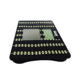 Idealife Digital Solar Bathroom Scale / Timbangan Badan IL-272