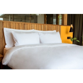Indolinen Fitted Sheet - Sprei King 180x200x30 TC-300