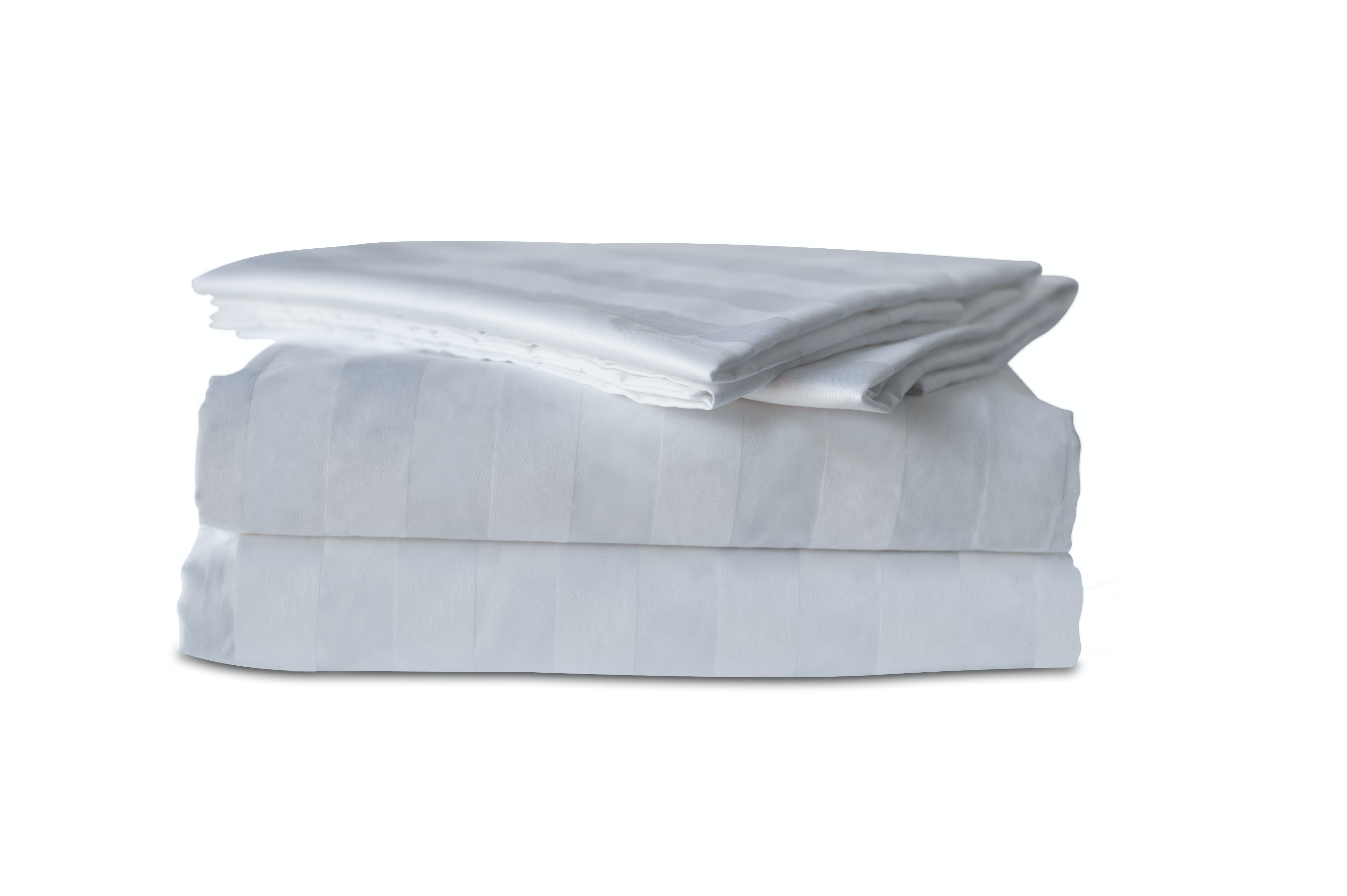 Indolinen Fitted Sheet - Sprei Stripe Double 120x200x30 TC-300